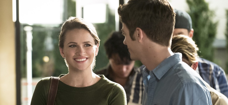 Patty Spivot The Flash