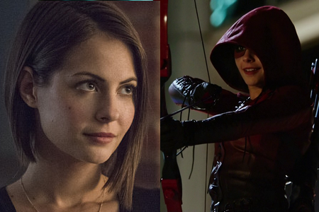 Thea Queen Red Arrow